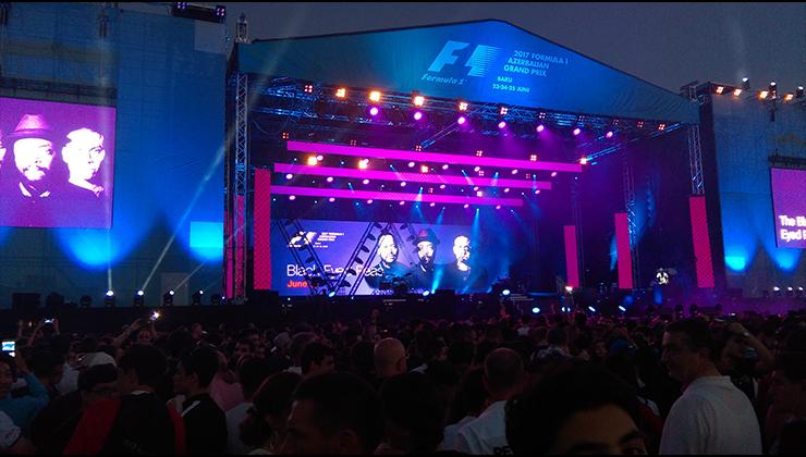 2017 Formula 1 Azerbaijan
