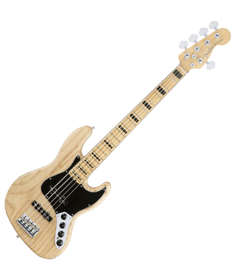 Fender Jazz Bass V Natural