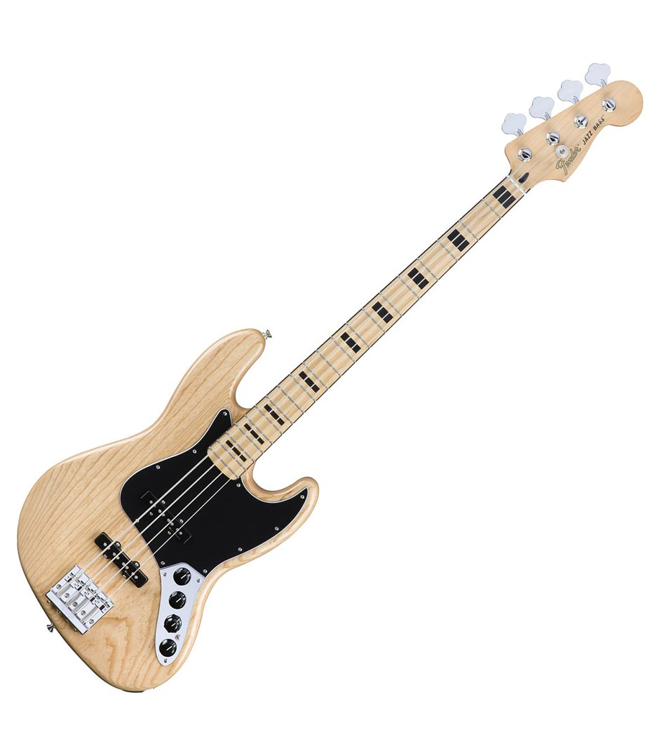Fender Deluxe Jazz Bass Natural