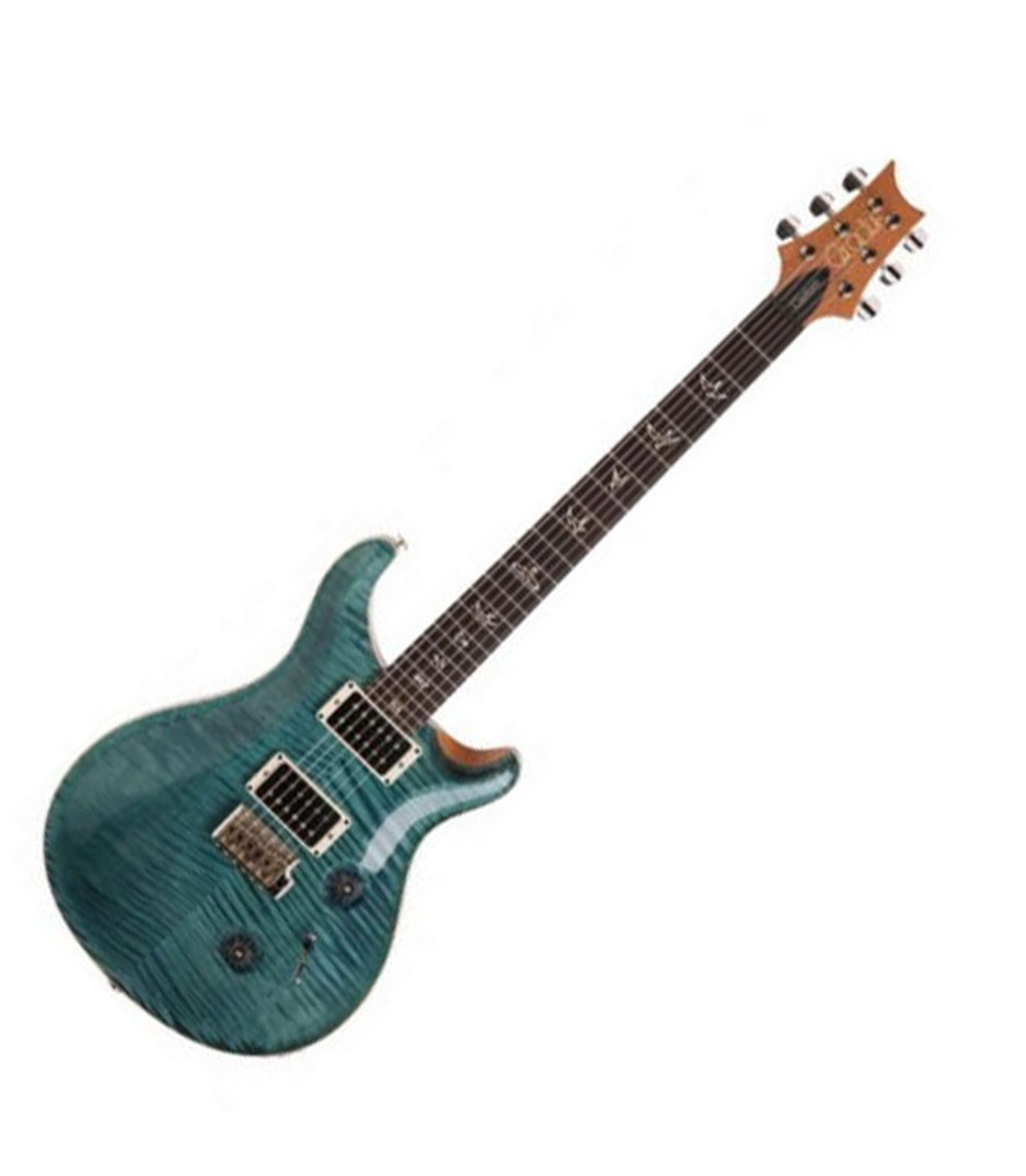 PRS Custom 24 Blue Crab Blue