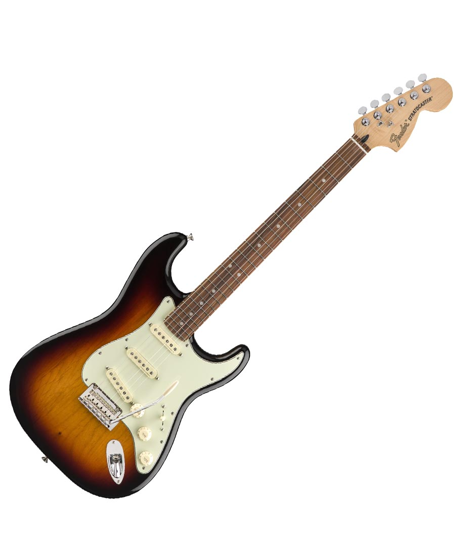 Fender DLX Stratocaster 3 Color Sunburst