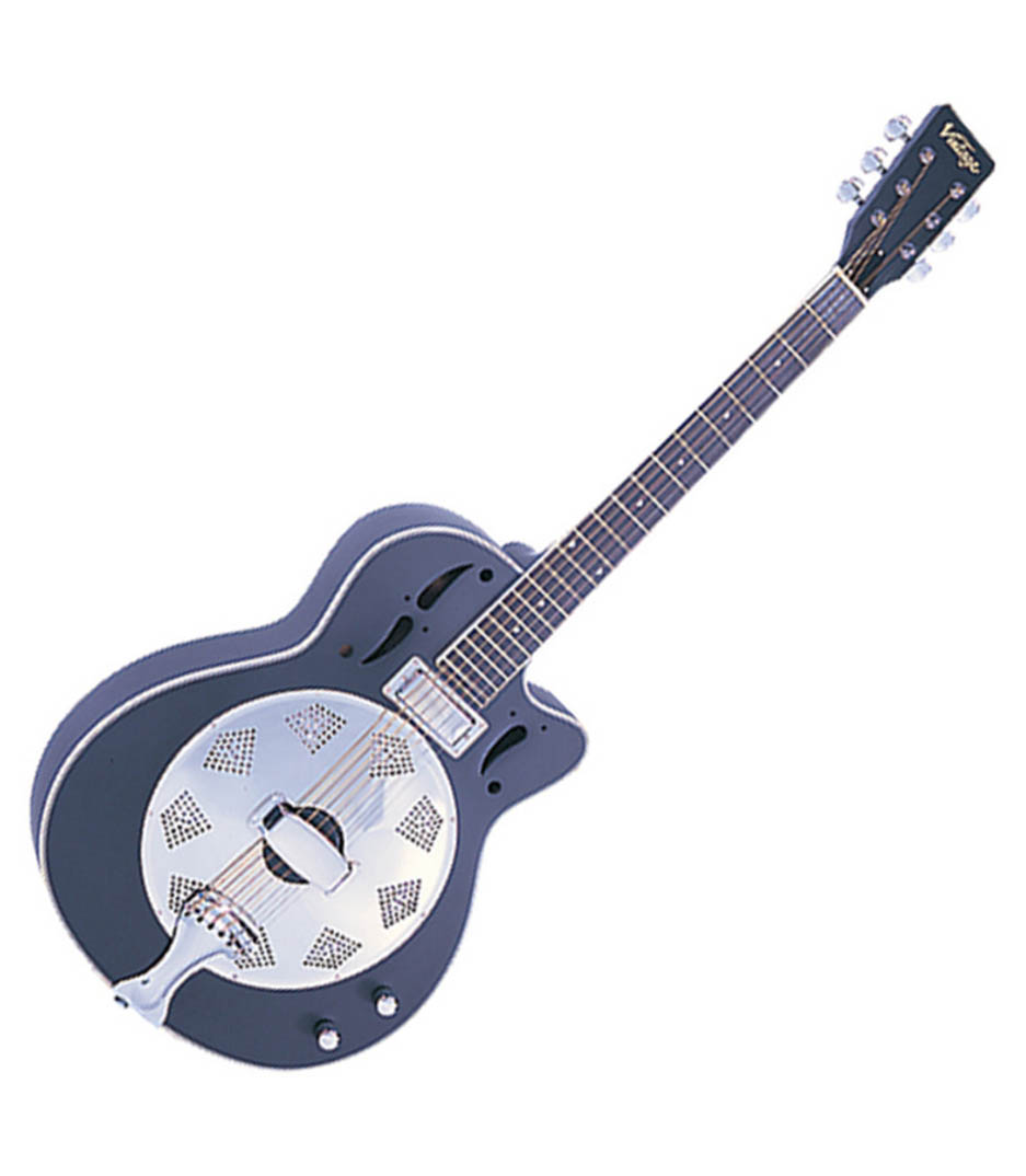 Vintage Electro Acoustic Resonator