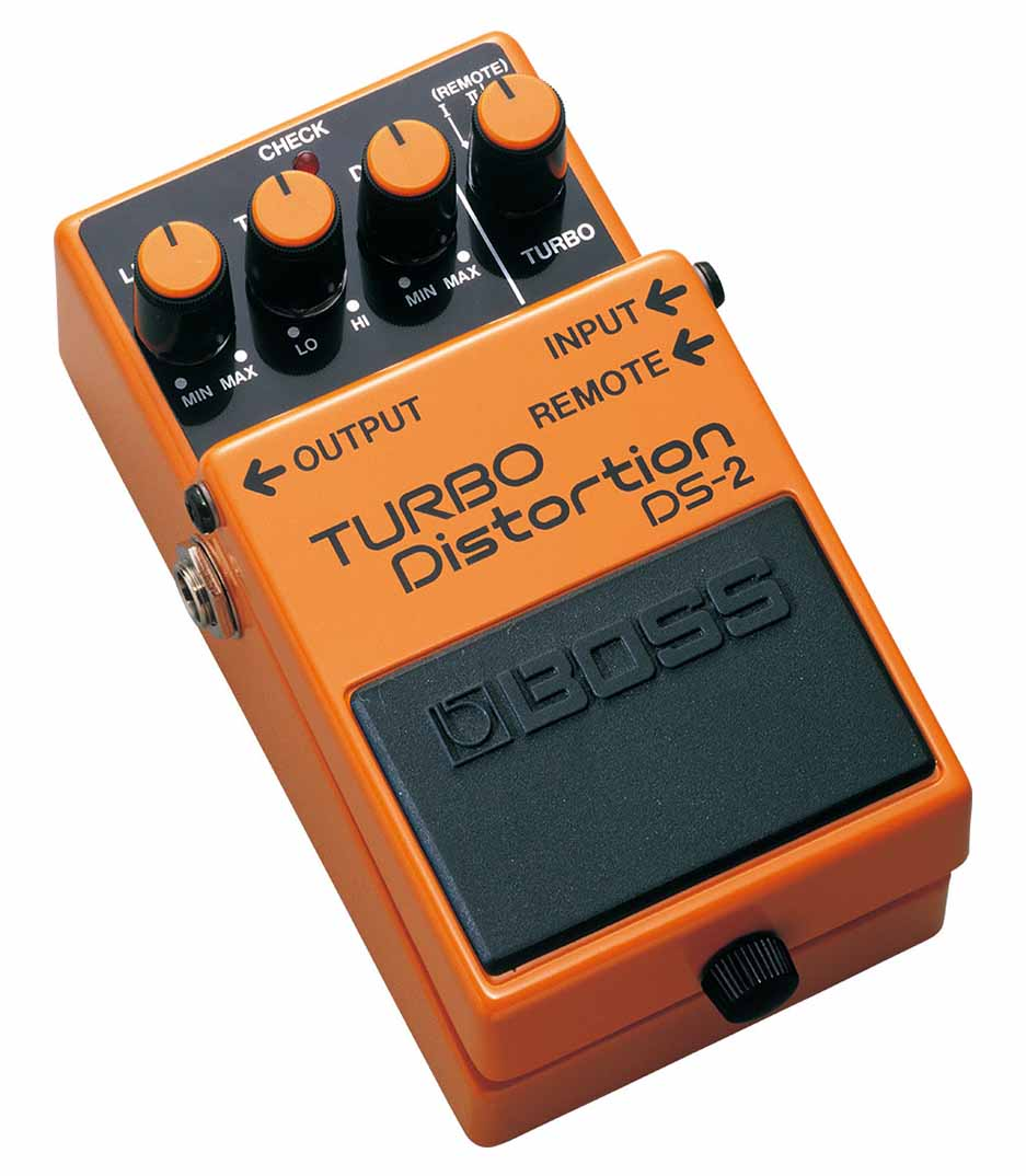 Boss DS 2 Turbo Distortion Pedal