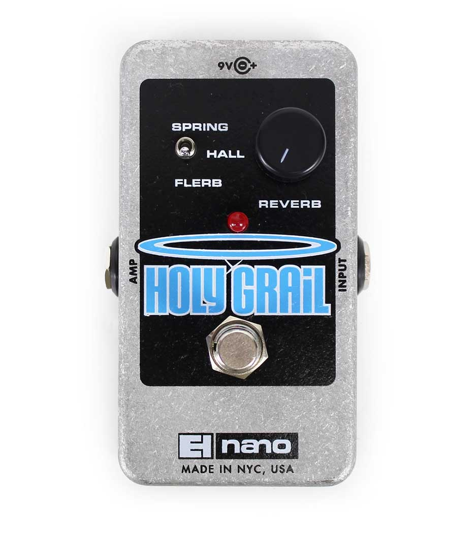Electro Harmonix Holy Grail Nano Reverb|Footswitch