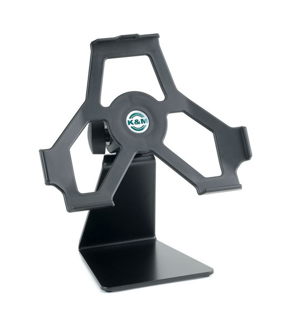 iPad table stand   black