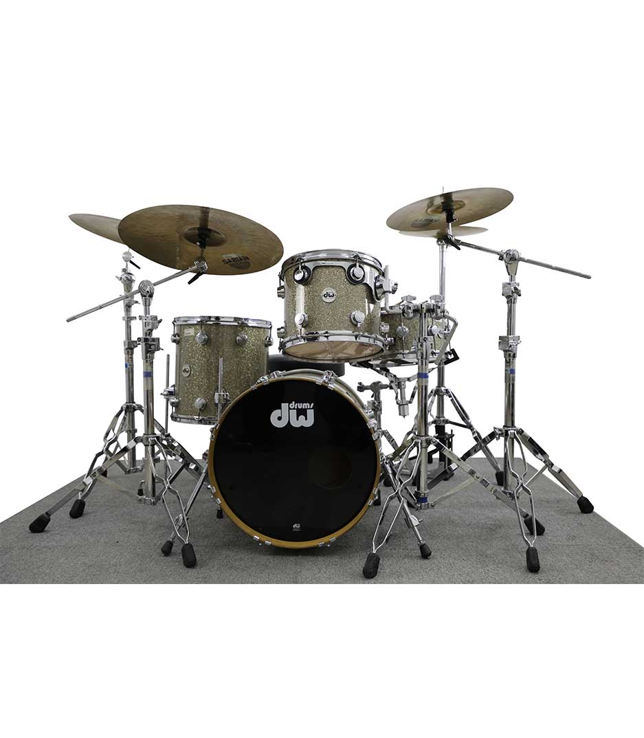 DW Collectors Finish Ply 4pc Drumkit