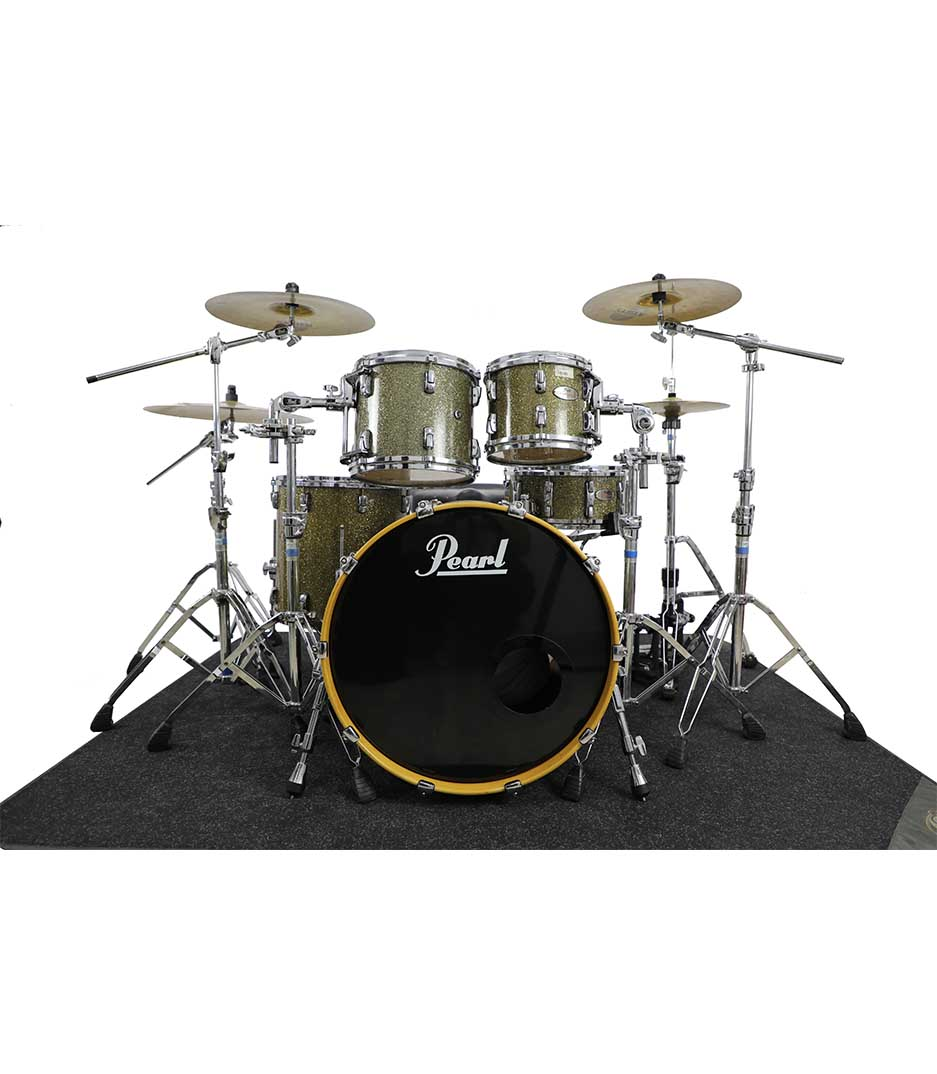 Pearl Reference Pewters Glass 5pc Drumkit