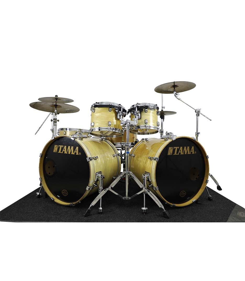 Tama SCB White Silk 6pc Drumkit