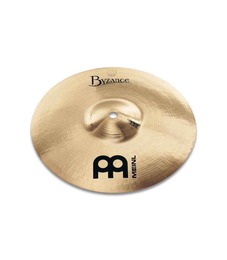 "Meinl 10"" Byzance Brilliant splash"