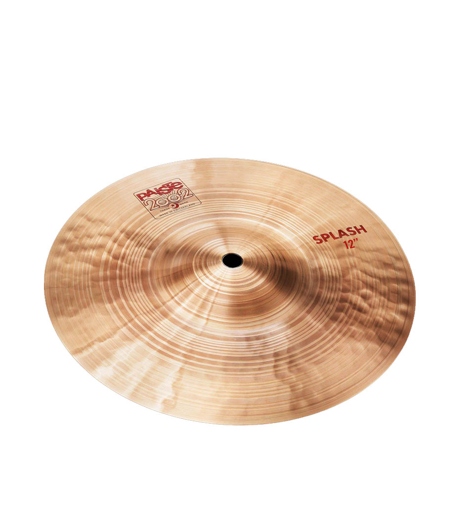 "Zildjian 12"" A Custom Splash Brilliant"