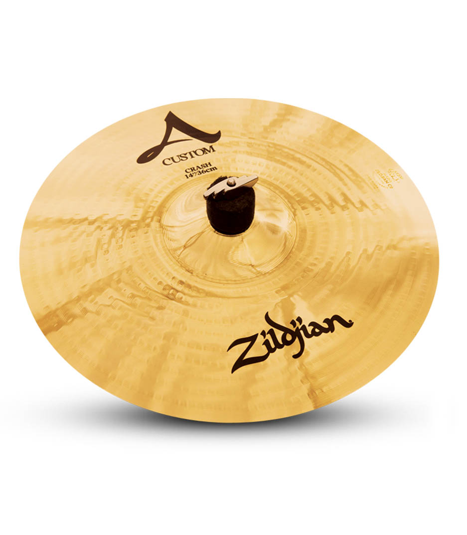 "Zildjian 14"" A Custom Crash Brilliant"