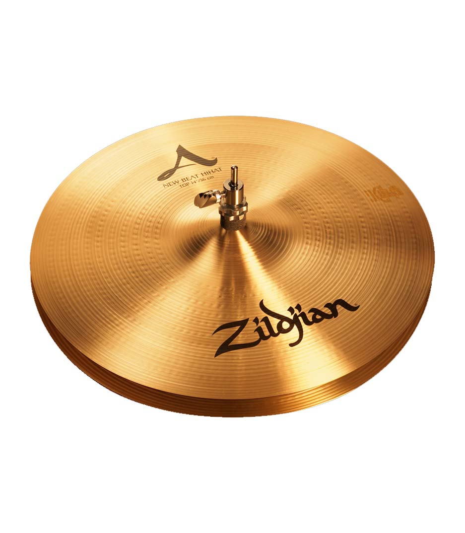 "Zildjian  14"" A New Beat Hi Hats"