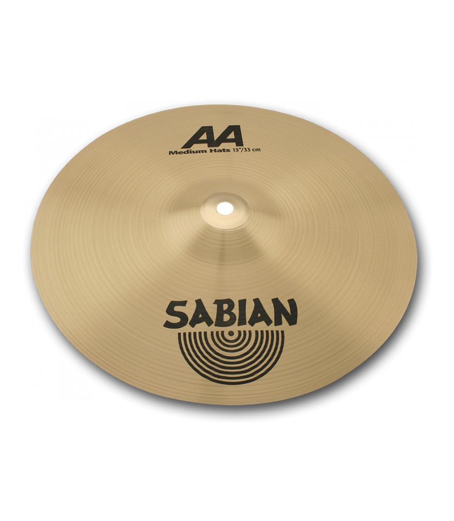 "Sabian 14"" AA Medium Hi Hats"