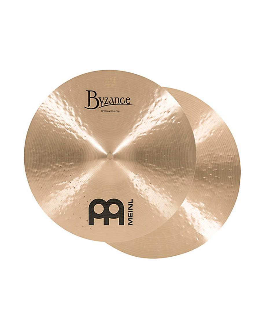 "Meinl 14 "" Byzance Traditional Heavy Hi Hats"