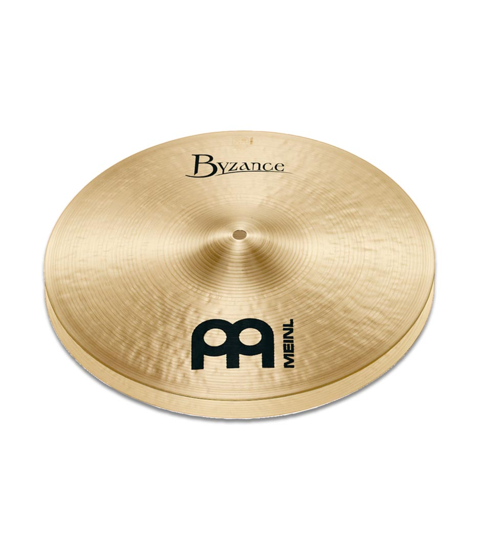 "Meinl 14"" Byzance Traditional Medium Hi Hats"