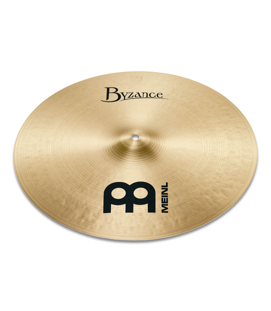 "Meinl 14"" Byzance Traditional Thin Crash"