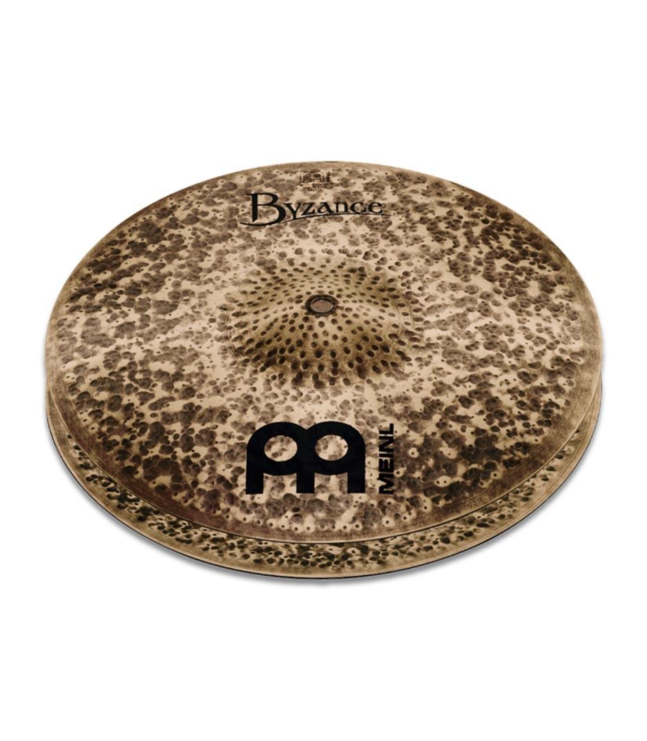 """Meinl 15"""" Byzance Dark Hi Hats"""