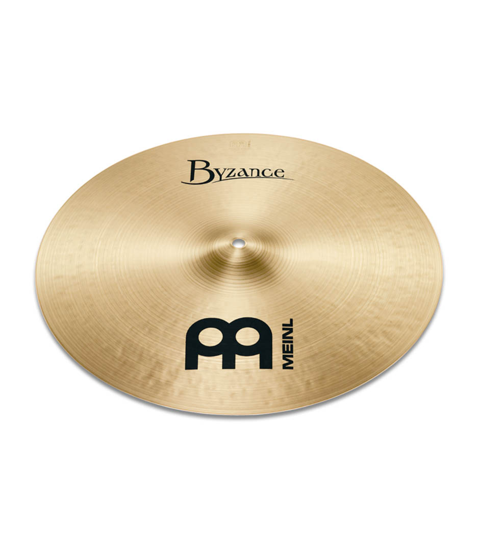 "Meinl 15"" Byzance Traditional Thin Crash"