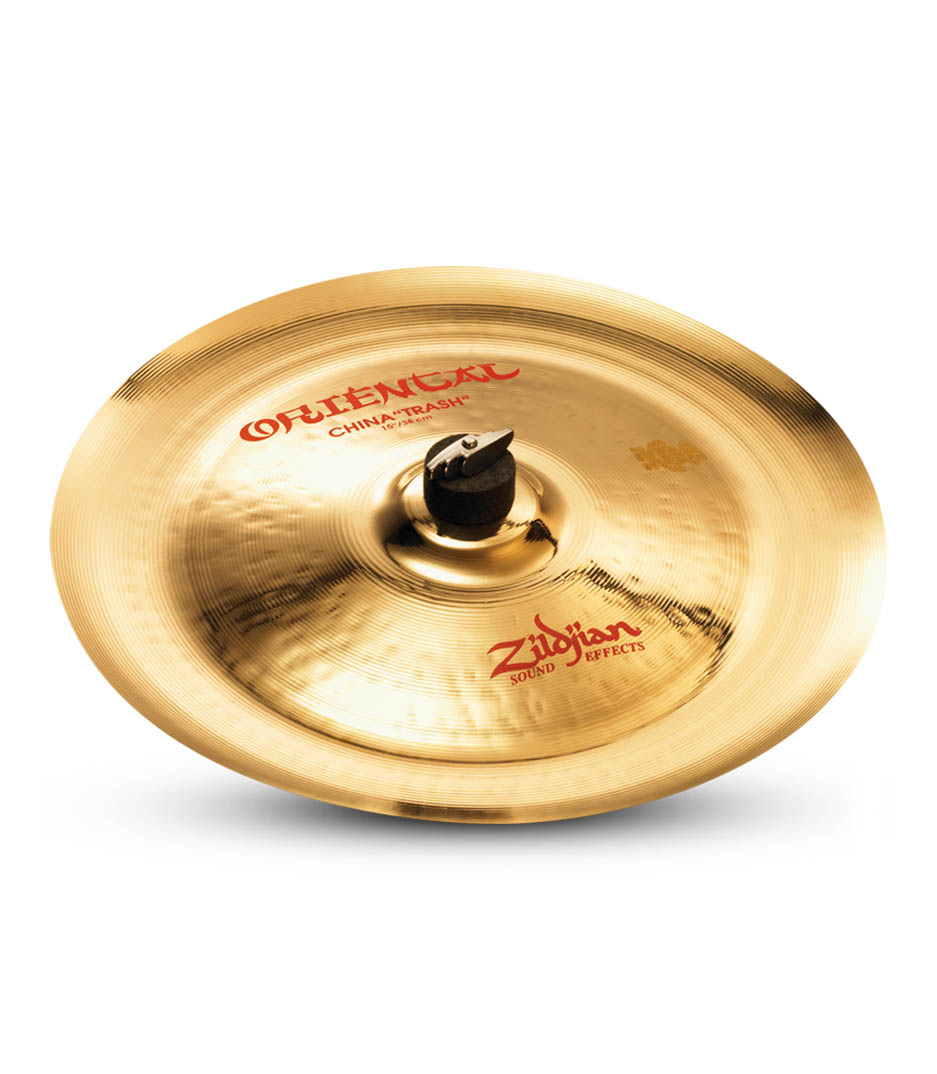 "Zildjian 15"" Oriental China Trash"