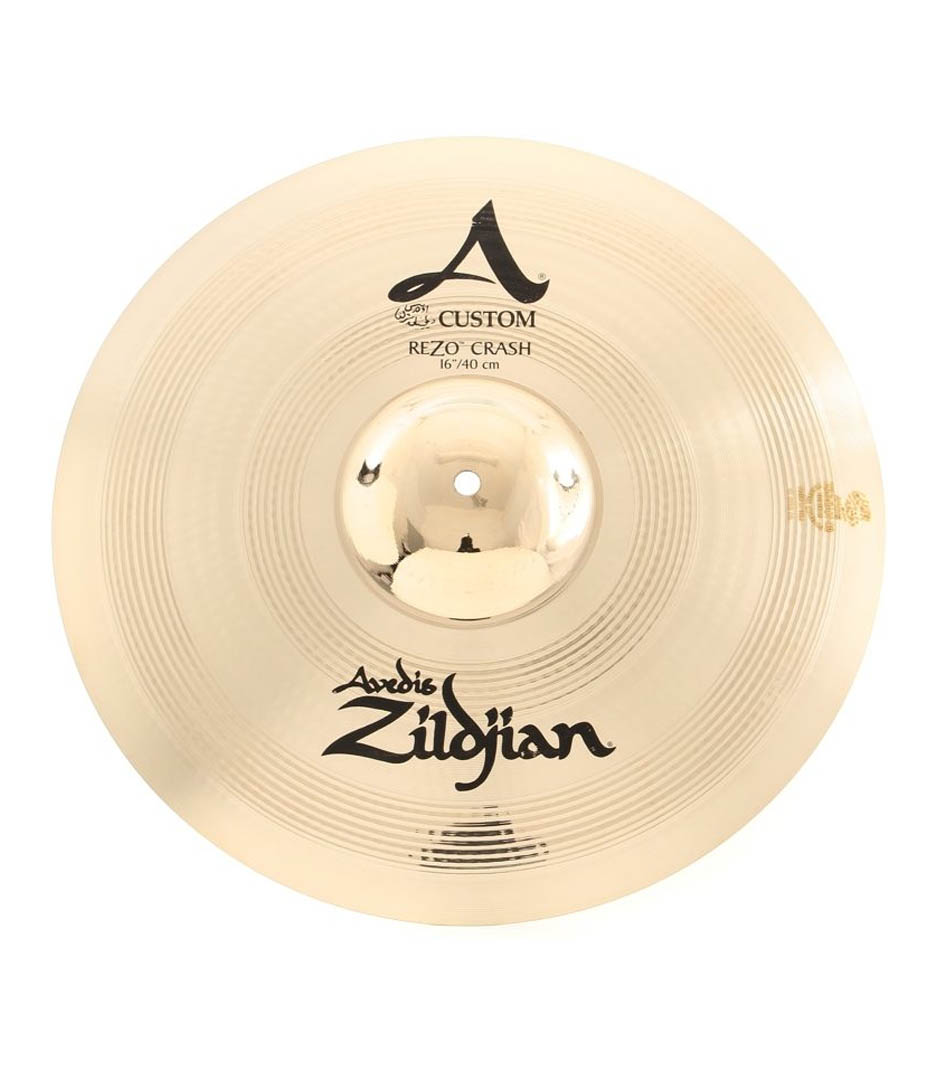 "Zildjian 16"" A Custom Rezo Crash"
