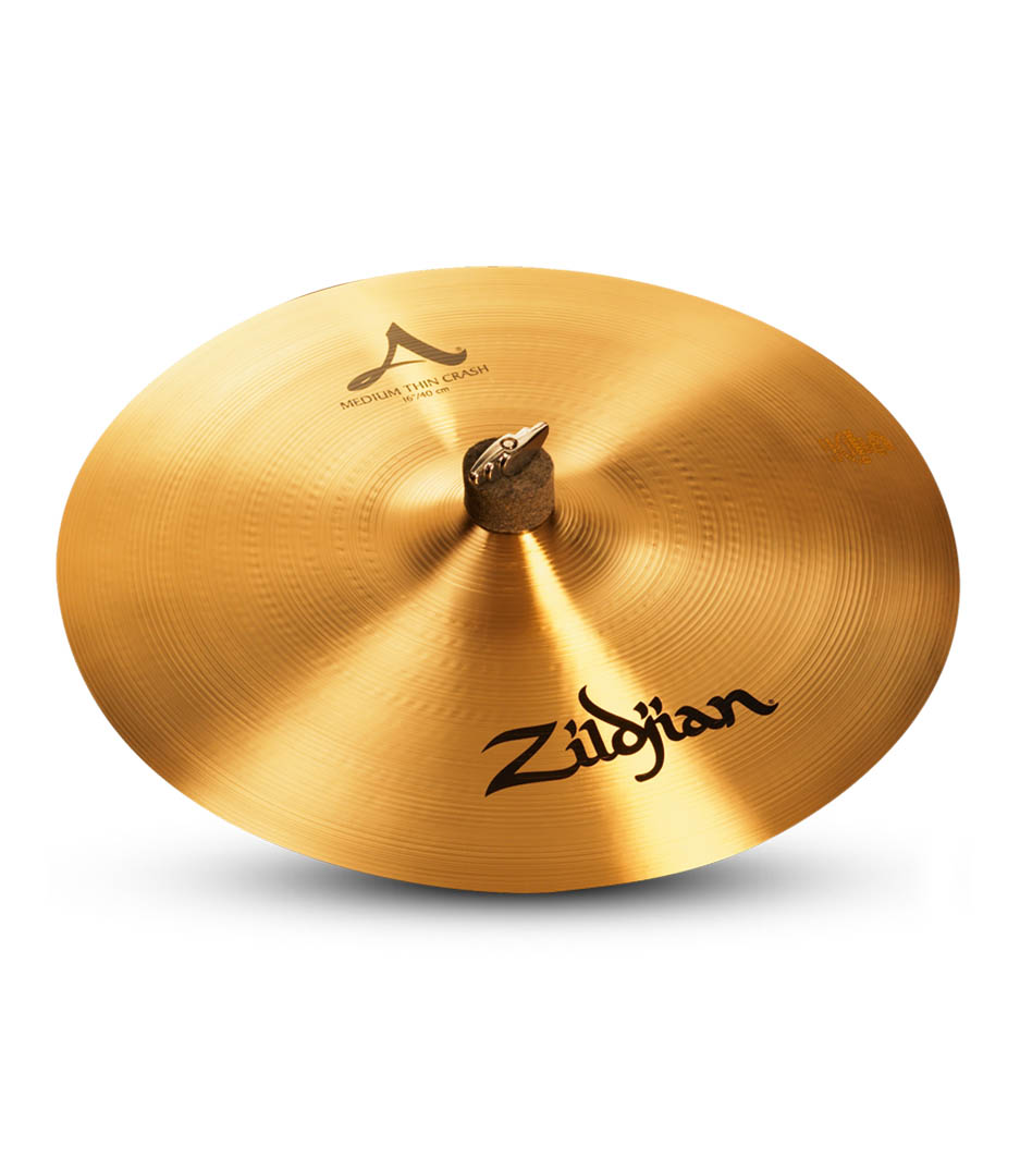 "Zildjian 16"" A Thin Medium Crash"