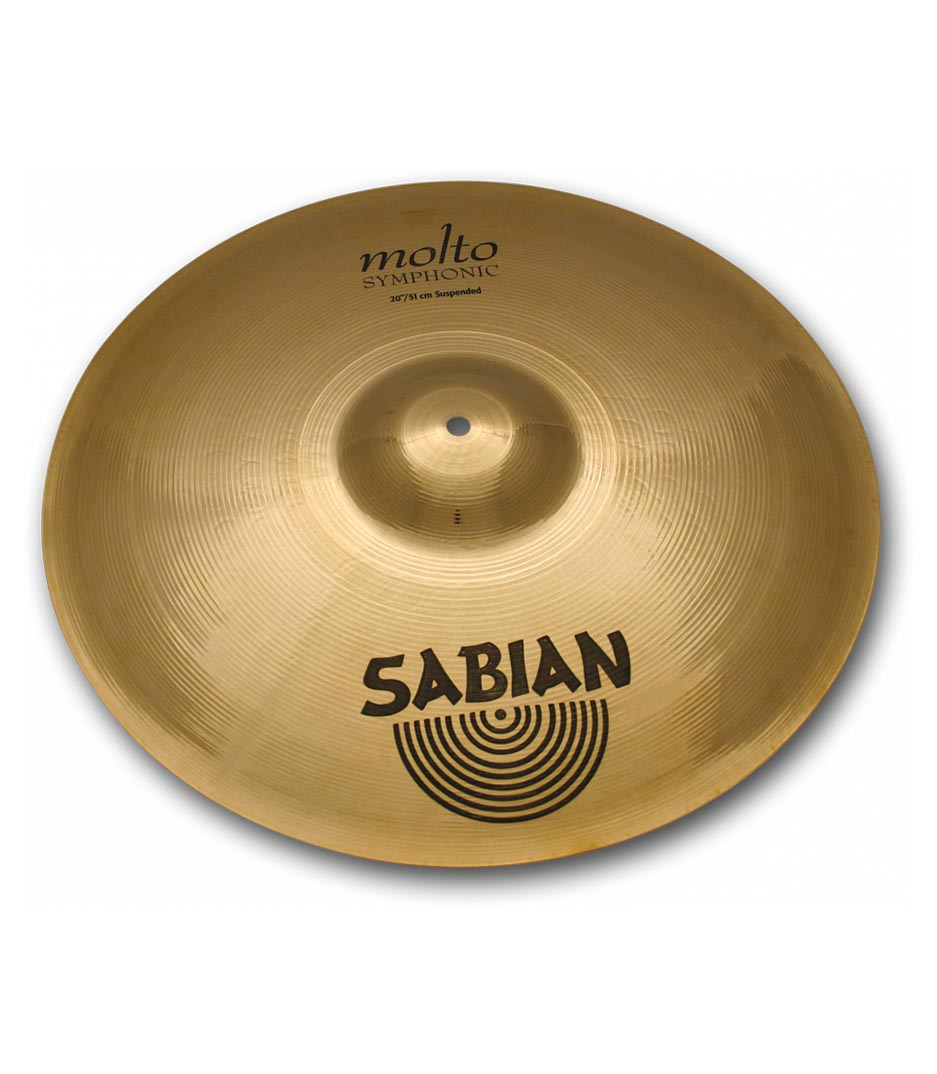 "Sabian 16"" AA Molto Symphonic Suspended"