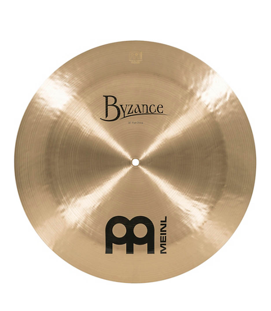 "Meinl 16"" Byzance Traditional Flat China"
