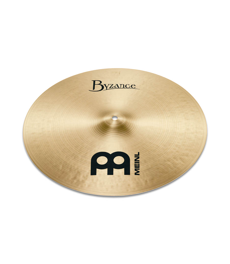 "Meinl 16"" Byzance Traditional Medium Crash"