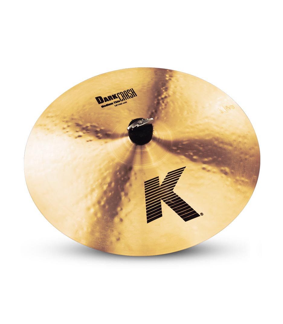 "Zildjian 16"" K Dark Medium Thin Crash"