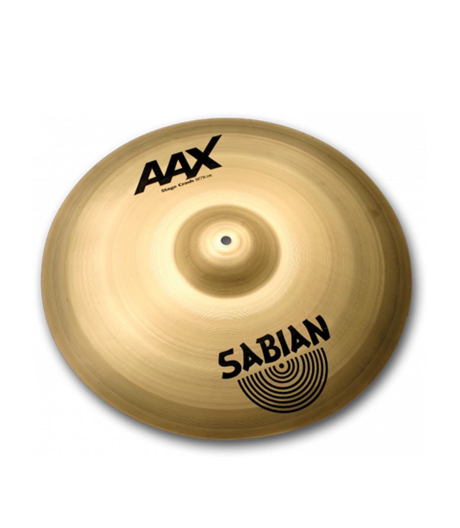 """Sabian 17"""" AAX Stage Crash"""