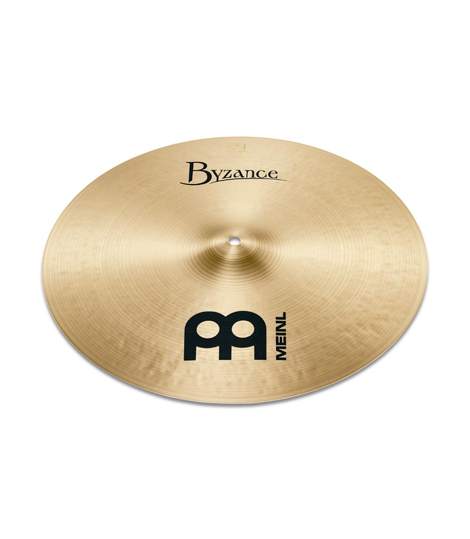 "Meinl 17"" Byzance Traditional Medium Thin Crash"