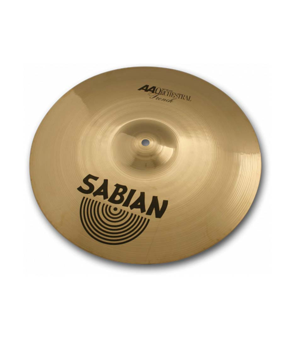 """Sabian 18"""" AA French Orchestral Hand Cymbals"""