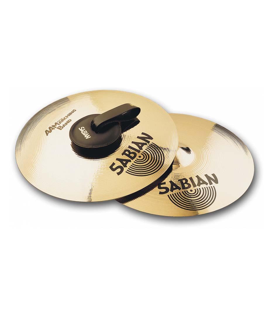 "Sabian 18"" AA Marching Band Hand Cymbals"