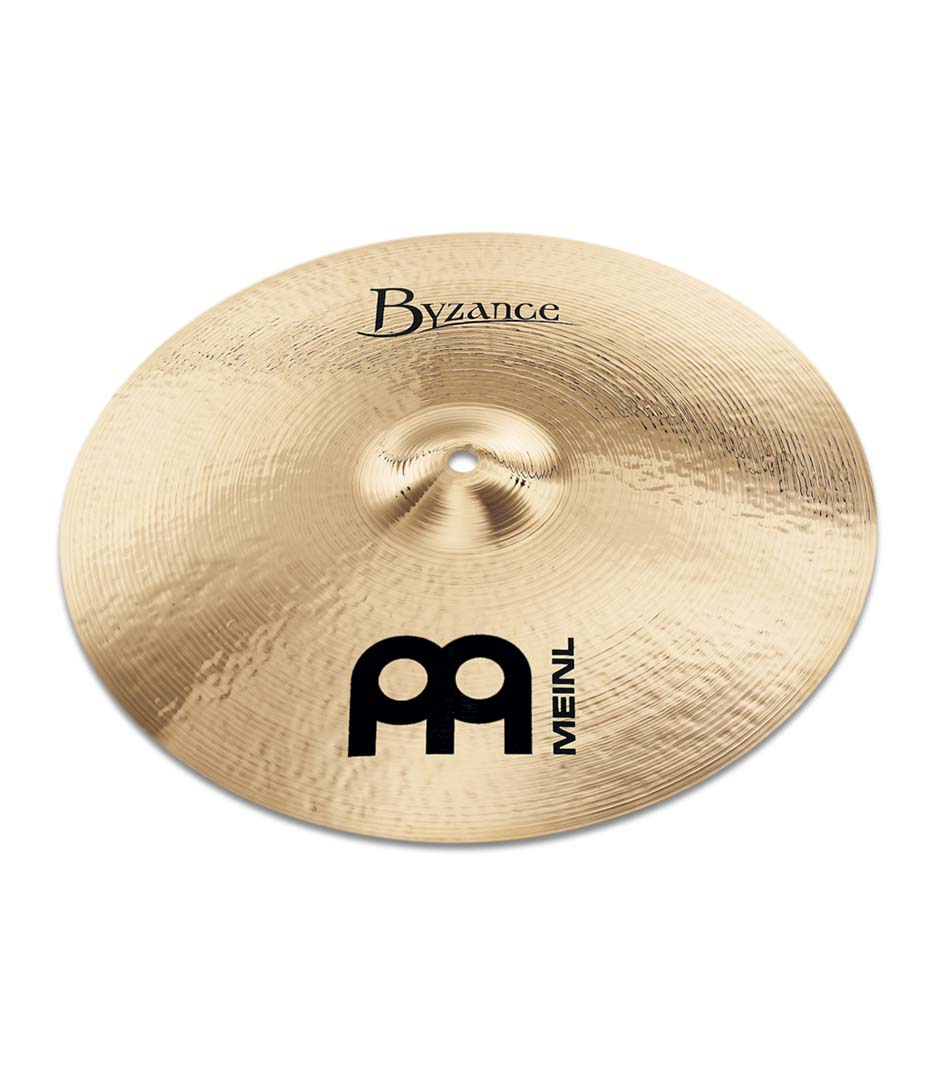 "Meinl 18"" Byzance Brilliant Medium Thin Crash"