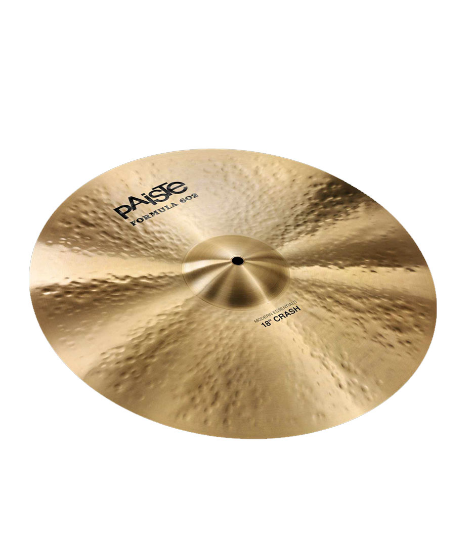 "Paiste 18"" Formula 602 Modern Essentials Crash"