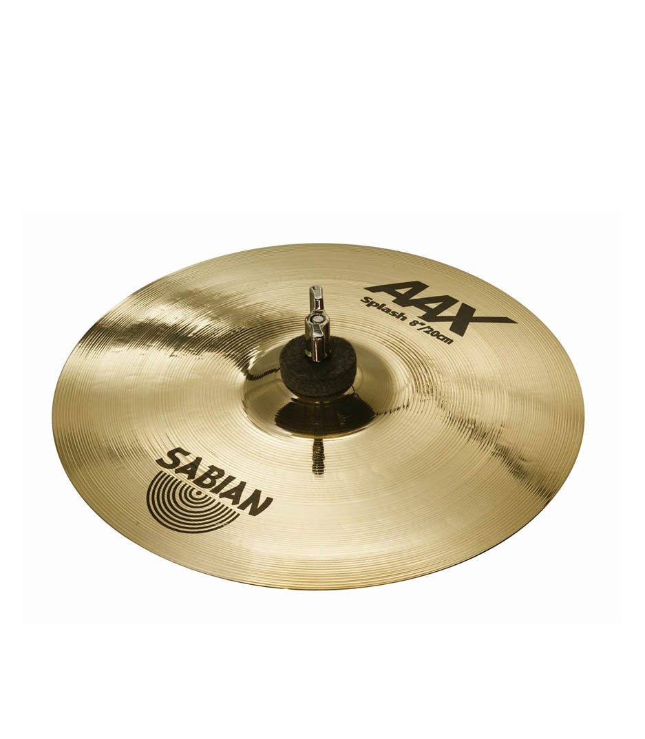 "Sabian 8"" AAX Splash Brilliant"