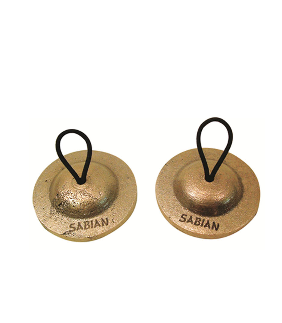 Sabian Light Finger Cymbals (pair)